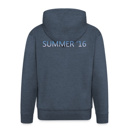 SUMMER 16 T-SHIRT MEN - Men's Premium Hooded Jacket