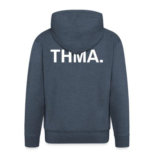 thma pet - Mannenjack Premium met capuchon
