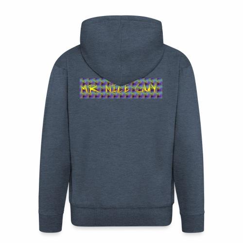 Mr nice guy - Men's Premium Hooded Jacket