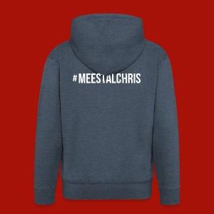 MeestalChris shirt - Mannenjack Premium met capuchon