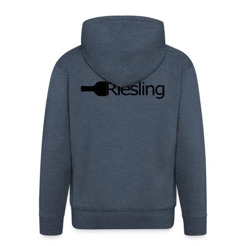 Riesling - Männer Premium Kapuzenjacke