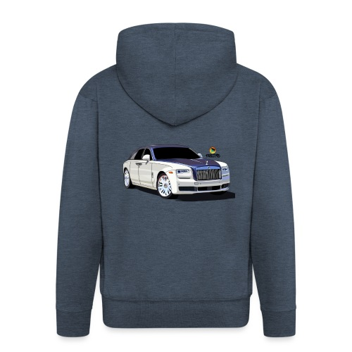 Luxury car - Men's Premium Hooded Jacket