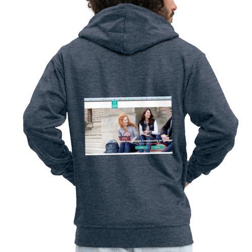 user2 - Men's Premium Hooded Jacket