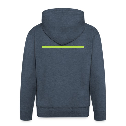 AFK for when you are away from keyboard - Men's Premium Hooded Jacket