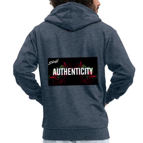 Authenticity - Veste à capuche Premium Homme