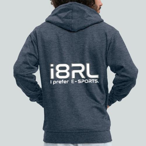 i8RL - I prefer e-sports - Veste à capuche Premium Homme