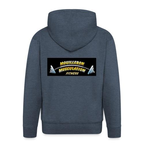 MMN - Veste à capuche Premium Homme