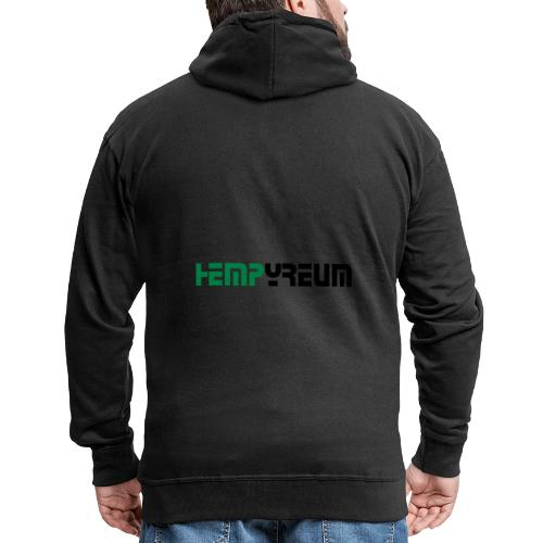 hempyreum - Men's Premium Hooded Jacket