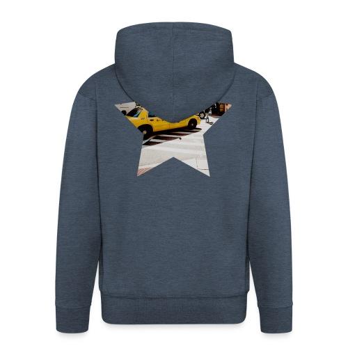 Star - Männer Premium Kapuzenjacke