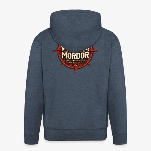 I just went into Mordor - Men's Premium Hooded Jacket