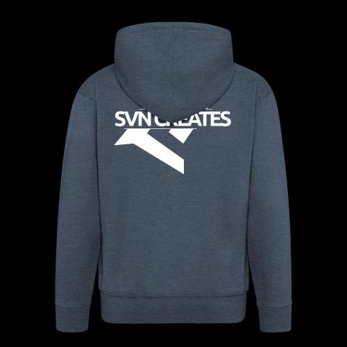 SVN Shirt logo 1 png - Mannenjack Premium met capuchon