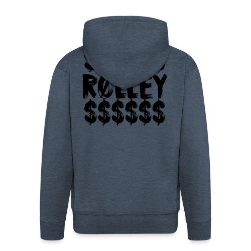 Rolley - Männer Premium Kapuzenjacke