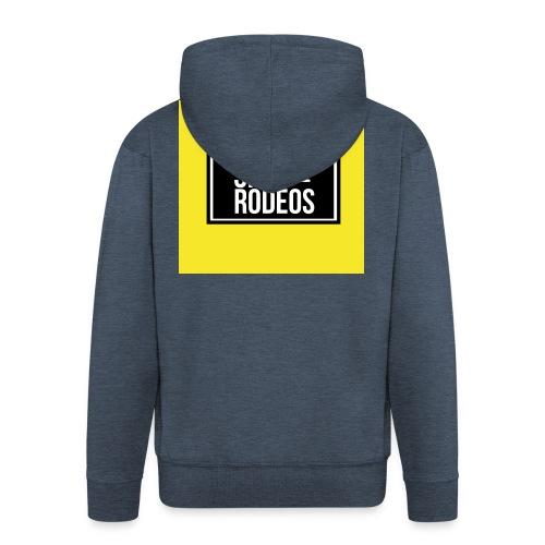 SINRODEOS T-Shirt - Chaqueta con capucha premium hombre