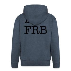 I Love FRB - Bestsellere - Herre premium hættejakke