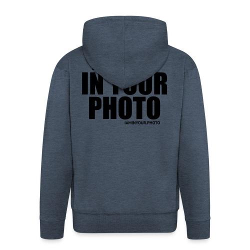 I AM IN YOUR PHOTO Sweater Women - Mannenjack Premium met capuchon