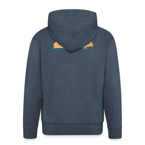The Z3R0 Shirt - Men's Premium Hooded Jacket