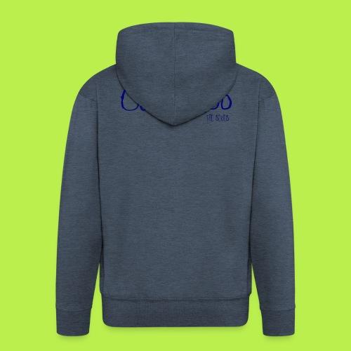 Ouroboros the Series - Felpa con zip Premium da uomo