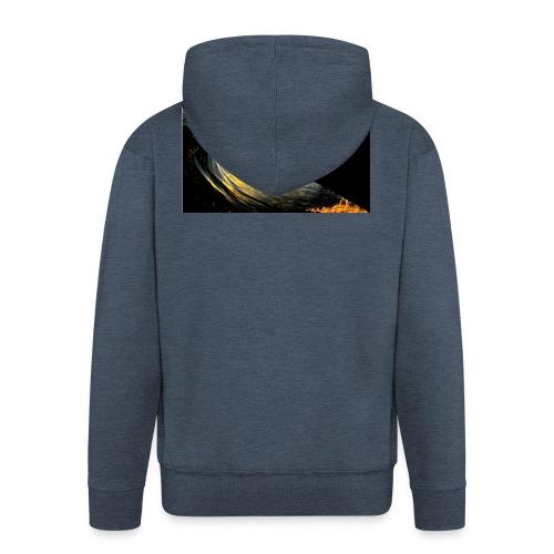 saltzon - Men's Premium Hooded Jacket