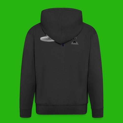 Ben Drowned - Men's Premium Hooded Jacket