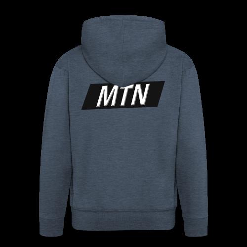 MTN Sportstaske m. BoxLogo - Men's Premium Hooded Jacket