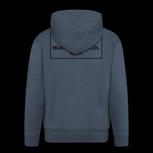 MTS92 N92 - Veste à capuche Premium Homme