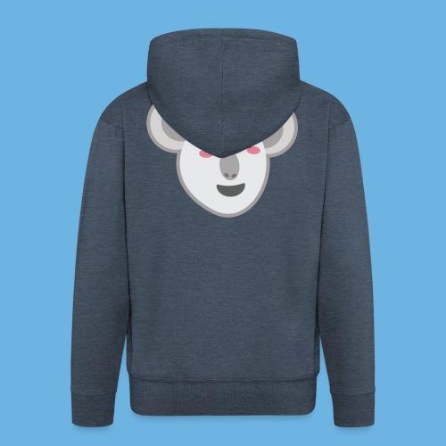 Kawaii Koala - Men's Premium Hooded Jacket
