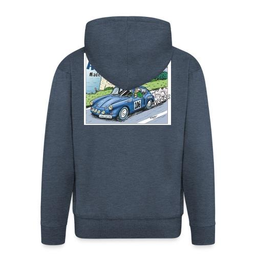 Polete en Alpine 106 - Veste à capuche Premium Homme