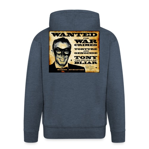 Wanted - Men's Premium Hooded Jacket