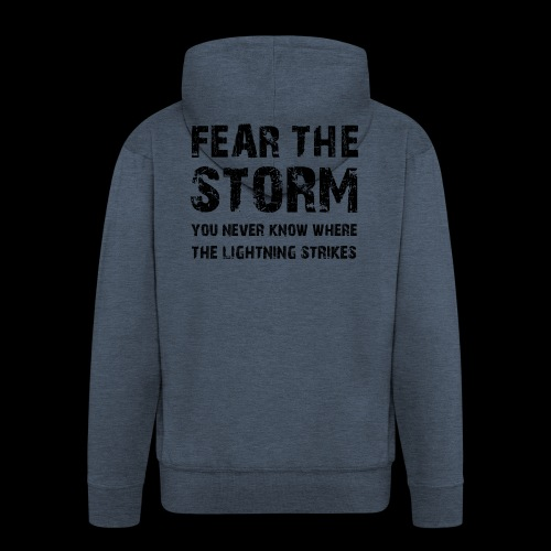 Fear The Storm - Premium-Luvjacka herr