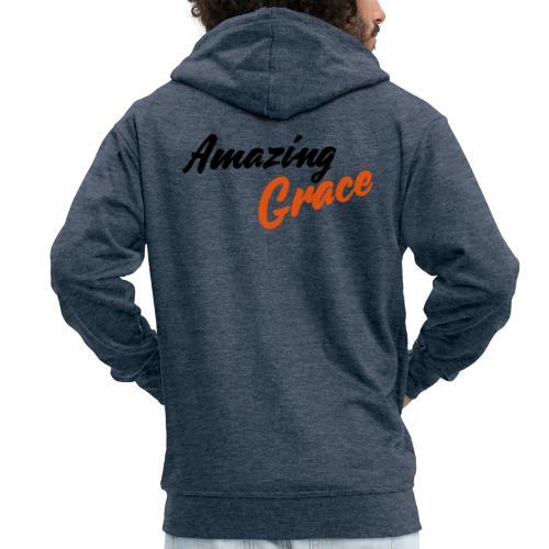 amazing grace - Veste à capuche Premium Homme