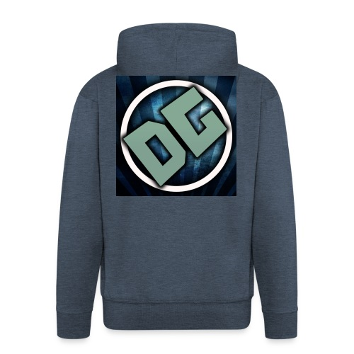 DG - Chaqueta con capucha premium hombre