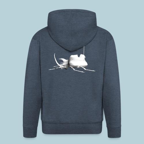 RATWORKS Luna Stag Beetle - Men's Premium Hooded Jacket