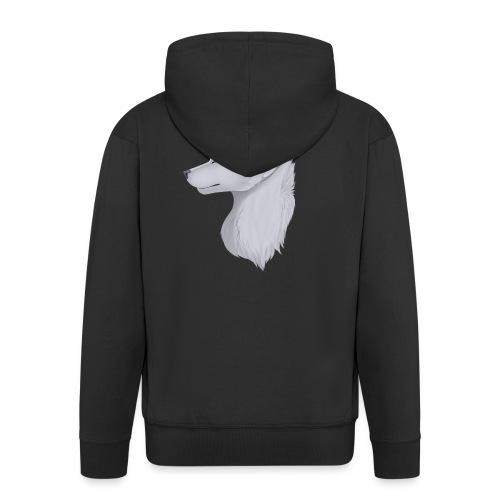 Wolf Bib - Men's Premium Hooded Jacket