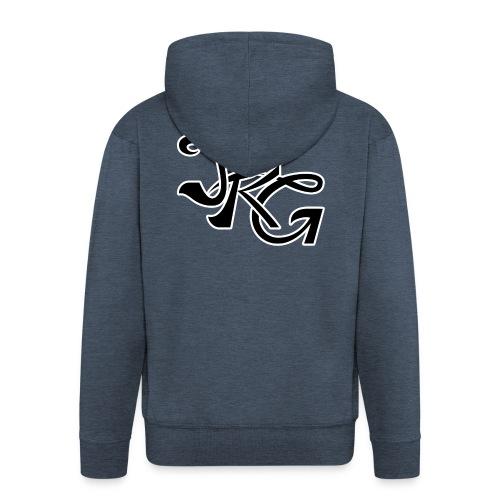 Jefkeuh Mug - Men's Premium Hooded Jacket
