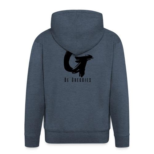 De Greggies - Sweater + capuchon - Mannenjack Premium met capuchon