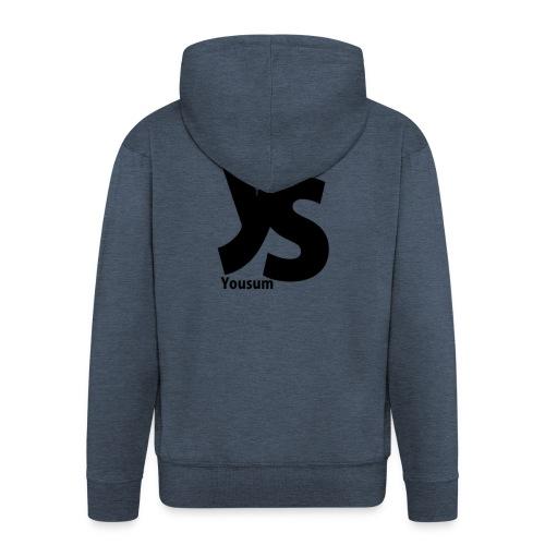 Yousum shirt - Mannenjack Premium met capuchon