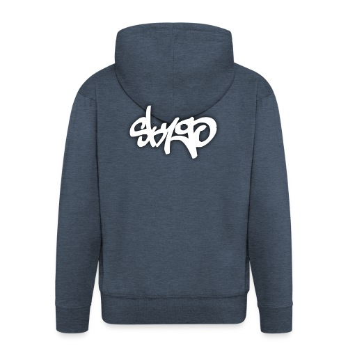 Skygo Men's T-Shirt - Men's Premium Hooded Jacket