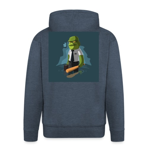 shirt-1463945236-5daf81e62c0d1d7638f8dc3cd92c79b7 - Chaqueta con capucha premium hombre