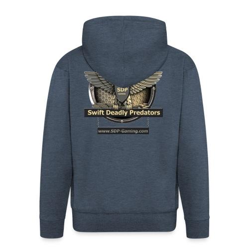 SDP-Gaming.com - Recruiter Shirts - Mannenjack Premium met capuchon