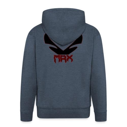 Black MRX - Männer Premium Kapuzenjacke