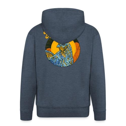 Catch - Zip Hoodie - Men's Premium Hooded Jacket