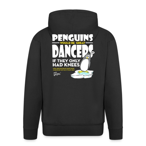 Penguins would be great dancers - Premium-Luvjacka herr