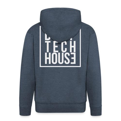 Deep Tech House by HouseMixRoom RadioShow - Chaqueta con capucha premium hombre