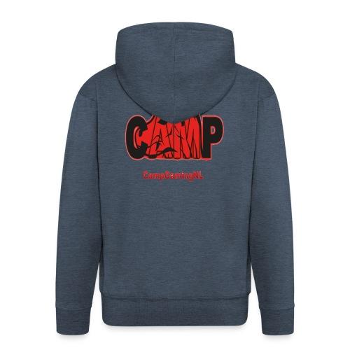 CAMP Gaming NL Mok - Mannenjack Premium met capuchon