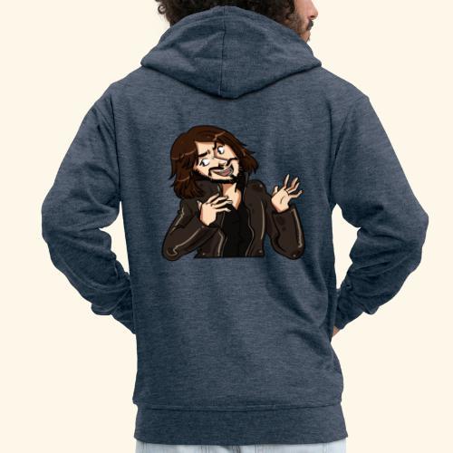 LEATHERJACKETGUY - Men's Premium Hooded Jacket