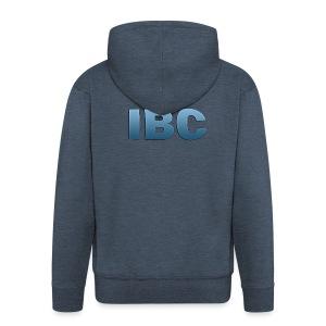 IBC Shirt - Mannenjack Premium met capuchon