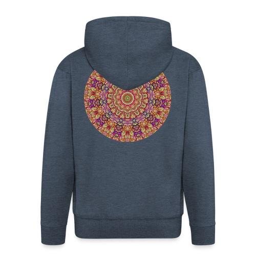 Colección Mandala 2 - Chaqueta con capucha premium hombre