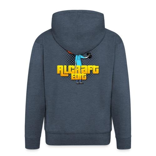 Diseño Simple AlCraft Edit - Chaqueta con capucha premium hombre