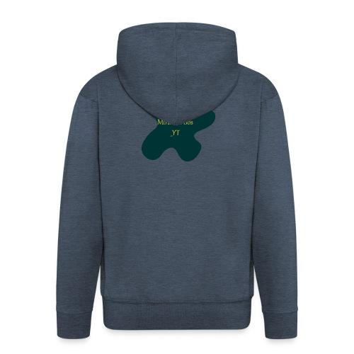 Miranda Bos_YT Merchandise - Mannenjack Premium met capuchon