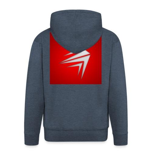 TaMiSFX's Logo - Men's Premium Hooded Jacket
